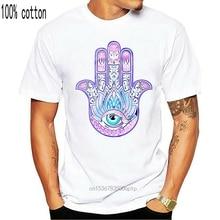 Hamsa Hand T Shirt Love Peace Animals Are Friends Boho Festival Yoga Namaste Cool Casual pride t shirt men Unisex New Fashion