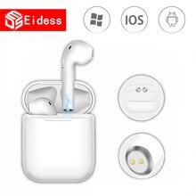 i9s TWS Wireless Bluetooth Earphones Mini Earbuds Sport Handsfree Earphone headp