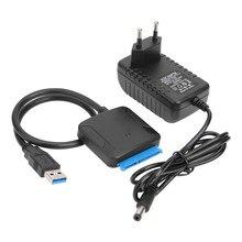 Koparma kablosu sabit disk Splitter kablo USB 3.0 SATA dönüştürme kablosu hızlı şanzıman SSD HDD sabit disk adaptörü