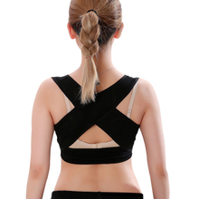 1PC Women Chest Posture Corrector Invisible Support Belt Body Shaper Corset Shoulder Brace For Health Care S/M/L/XL