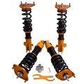 Комплект для сборки койловеров для Subaru Forester XSL 09-12 регулируемый демпфер амортизаторы передние + задние