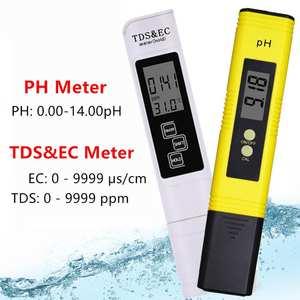 Tds-Meter-Tester PPM-FILTER Temperature-Pen Aquarium-Pool Water-Monitor EC Hydroponic