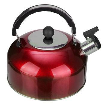 3L czajnik ze stali nierdzewnej gwiżdżący czajnik do herbaty gospodarstwa domowego kuchnia czajnik do herbaty płaska podeszwa dźwięk czajnik kuchenka indukcyjna kuchenka gazowa tanie i dobre opinie CN (pochodzenie) STAINLESS STEEL Ekologiczne Zaopatrzony whistling tea tettle
