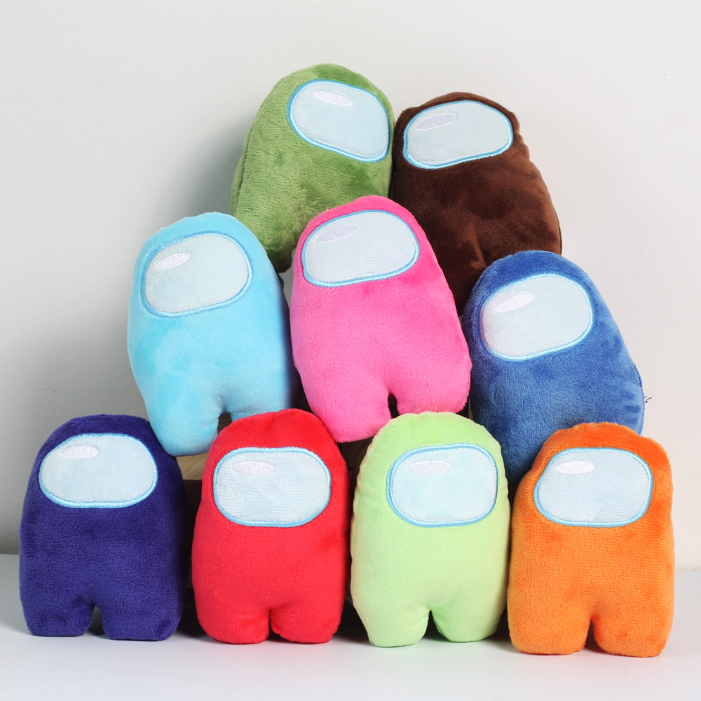 Новинка 2020 среди нас плюшевые игрушки животные среди нас игра Мягкая кукла кавайная фигурка Плюшевые игрушки Рождественский подарок в наличии|Персонажи мультфильмов и кино|   | АлиЭкспресс