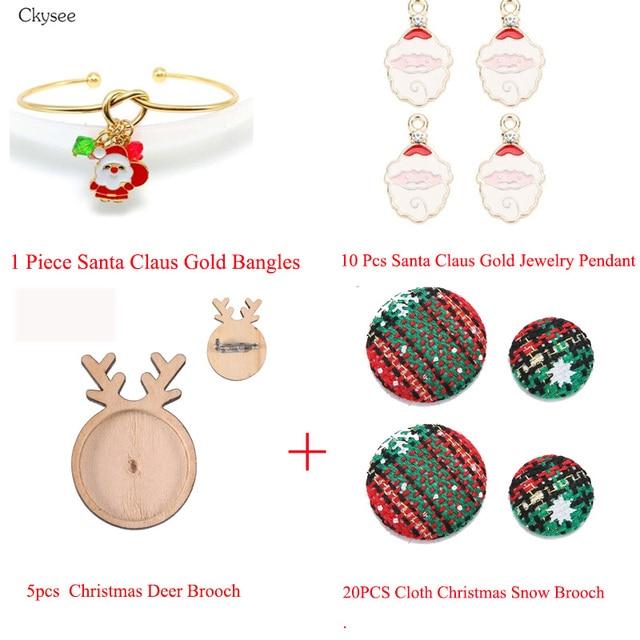 Ckysee Jewelry Christmas...