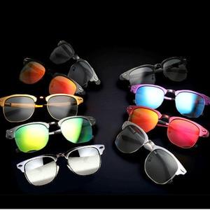 Image 5 - نظارات شمسية مستقطبة عالية الدقة من الألمونيوم والمغنسيوم للرجال والنساء 3016 ذات تصميم علامة تجارية فاخرة مع طلاء قافاس دي سول للرجال