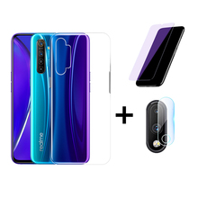 Transparent Case for Realme X50 Pro 5 6 Pro 5i 6i TPU Soft Silicone Case for OPPO Realme C1 C2 X XT Cases Back Protective Cover glow in the dark protective tpu pc back case for iphone 5 green transparent