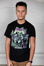 Oficial havok burn unissex t camisa tempo é acima da faixa de seleção não natural metal