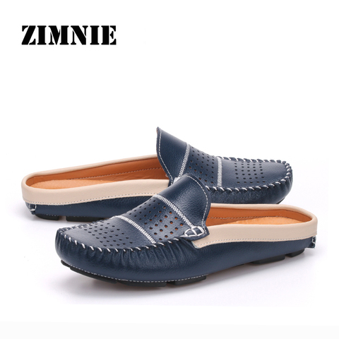 New Men Loafers Genuine Leather Shoes Men Flats Slip On Moccasins Men Shoes Luxury Brand Casual Flats Shoes Zapatos Hombre Multan