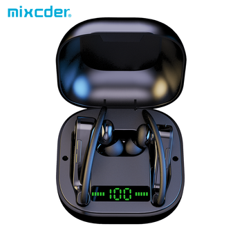 Mixcder T2 TWS Earphone Bluetooth5.0 Waterproof Sport Earbuds With Led Display