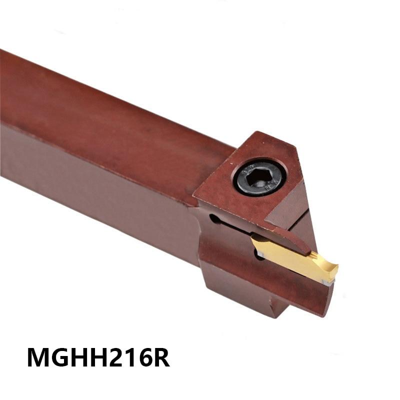 BEYOND MGHH MGHH216 MGHH216R MGHH216R06 20/30 30/50 MGHH216R08 50/80 MGHH216R10 80/160 Face Grooving Shank Turning Tool Holder