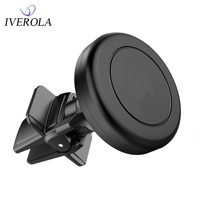 Univerola Magnetic Phone Holder For Redmi Note 8 Huawei In Car GPS Air Vent Mount Magnet Stand Car Phone Holder For IPhone11 Pro