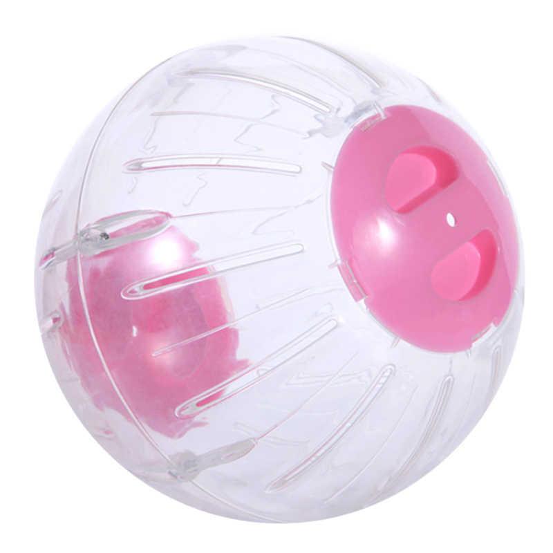 Jessicadaphne Pl/ástico Mascota Roedor Ratones Jogging Ball Toy Color Brillante Jugar Juguetes Hamster Gerbil Rat Rata Bolas de Ejercicio
