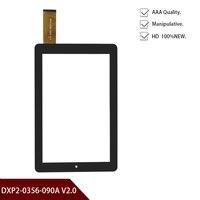 100% novo 8.9 inch inch polegada tablet digitador vidro DXP2-0356-090A v2.0 sensor substituição tablet painel da tela de toque frete grátis