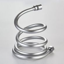 1.5/2m PVC Smooth Shower Hose High Pressure Thickening Handheld Head Flexible Anti Winding For Bath Parts Accessories