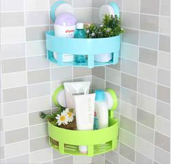 Напрямую от производителя продажа ванной комнаты угловая прочная просторная полка для ванной отверстие-заказ кажущаяся треугольная полка