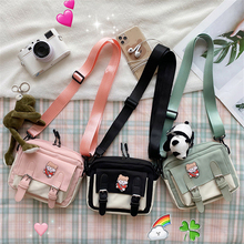 Messenger-Bag Casual Female Wild Japanese Girl Korean-Version Ins Student Cute
