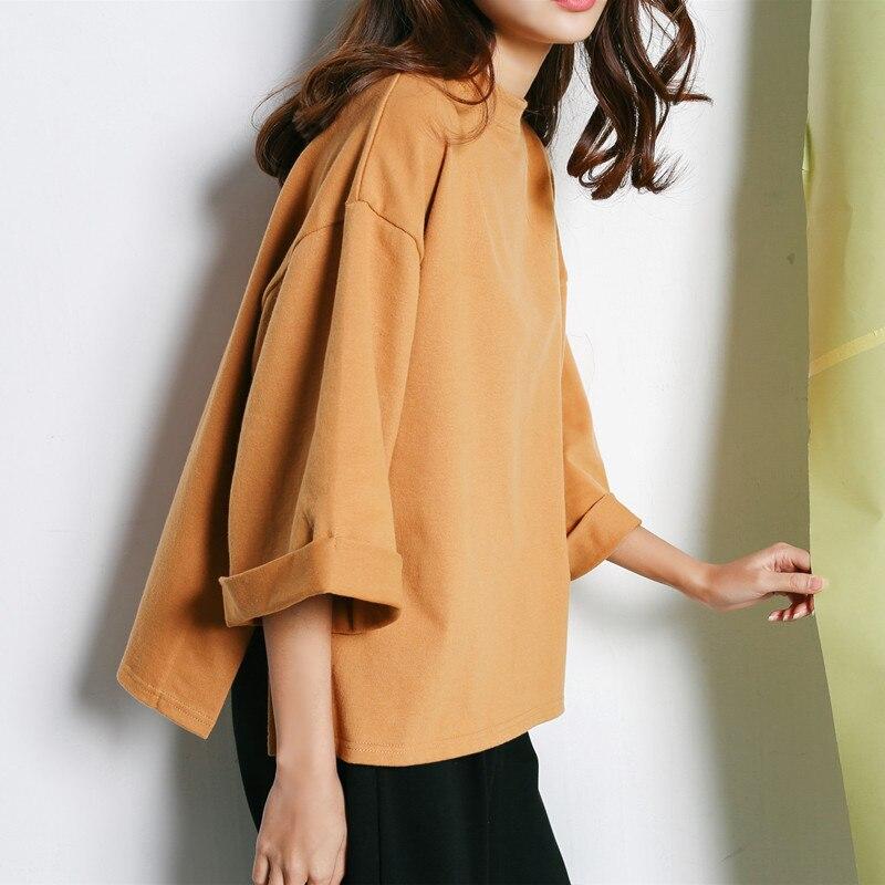 2019 Winter Women Hoodies Sweatshirt Good Casual Long Sleeve Slim Pullovers
