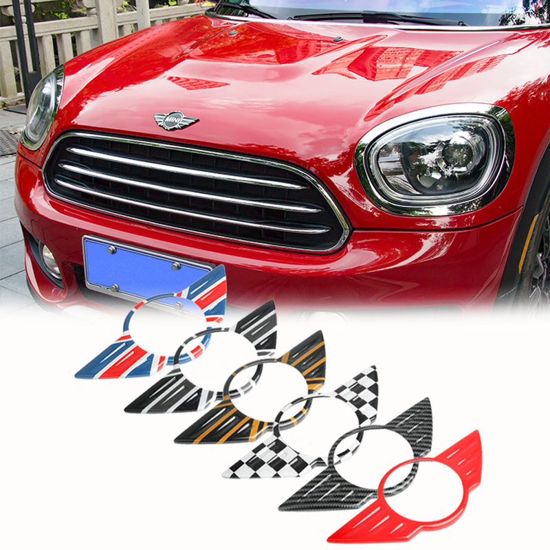 RED Carbon Fiber Antenna for MINI Cooper Countryman JCW clubman R50-R60
