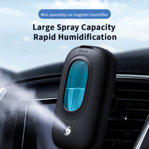Image 2 - Baseus Car Air Freshenerเครื่องฟอกอากาศอัตโนมัติMini Magnetic Humidifier Freshener Car Air Outlet Diffuserน้ำหอม