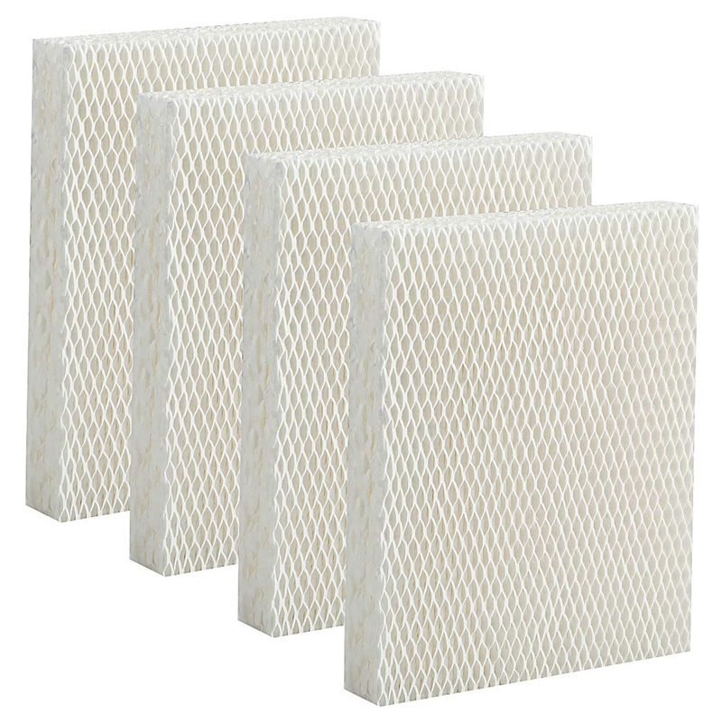 4 Pcs Replacement Humidifier Wicking Filter T For Honeywell Top Fill Humidifier Hev615 And Hev620