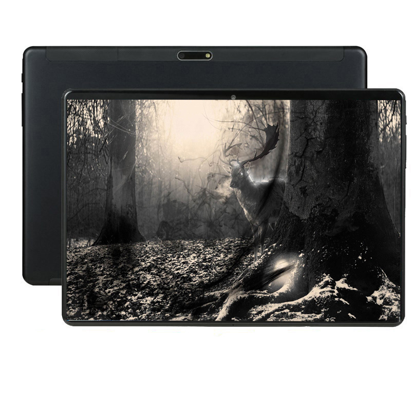 64GB Android 9.0 Tablet 8 Octa Core 3G Multi-touch Scree IPS 5MP SIM Card Ips Tablet 10 Inch Android Suit Tablet Pc Car Holder
