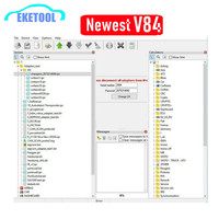 Mais novo v84 sofware downoad weblink  para iprog + iprog  suporte  immo  correção de quilometragem + airbag