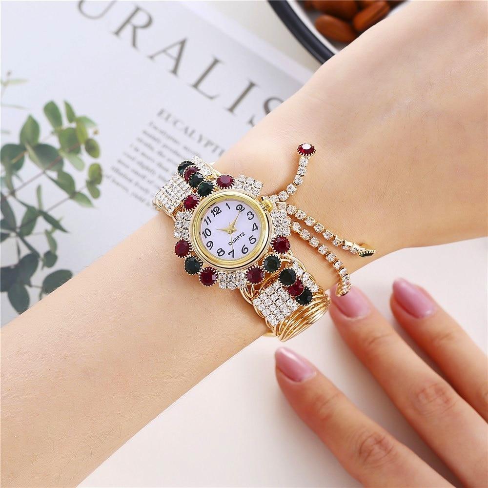 2020-Top-Brand-Luxury-Rhinestone-Bracelet-Watch-Women-Watches-Ladies-Wristwatch-Relogio-Feminino-Reloj-Mujer-Montre (3)