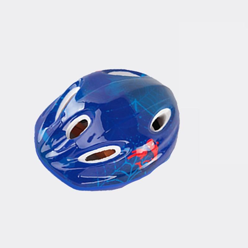 Children Roller Skating Protective Gear CHILDREN'S Helmet Skates Skateboard Balance Car Bicycle Kneecap Drifting Safety Helmet