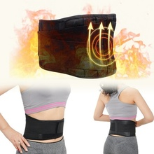 1PC Adjustable Waist Tourmaline Self heating Magnetic Therapy Back Waist Support Belt Lumbar Brace Massage Band Health Care sfit adjustable waist tourmaline self heating magnetic therapy back waist support belt lumbar health care brace massage band