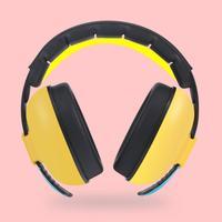 Prevenção de ruído do bebê earmuffs à prova de som aprender a redução de ruído do sono fones de ouvido crianças bebê protetor earmuffs|  -