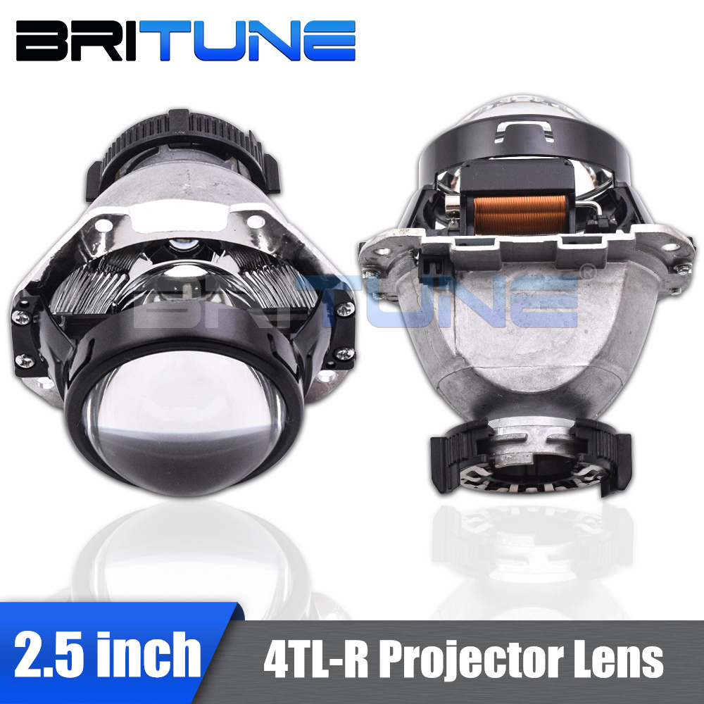 Britune D2S HID Projector For Toyota Sienna/Honda Accord 4TL-R/Odyssey/4G Acura TL Bixenon Headlight Lenses Car Lens Accessories