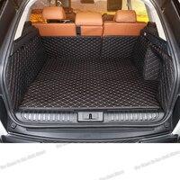 lsrtw2017 luxury fiber leather car trunk mat for range rover sport 2014 2015 2016 2017 2018 2019 L494
