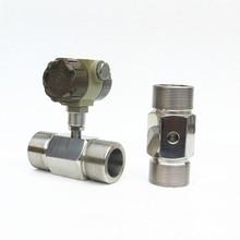 цена на oil flow meter price lpg diesel fuel flow meter digital turbine acid flowmeter