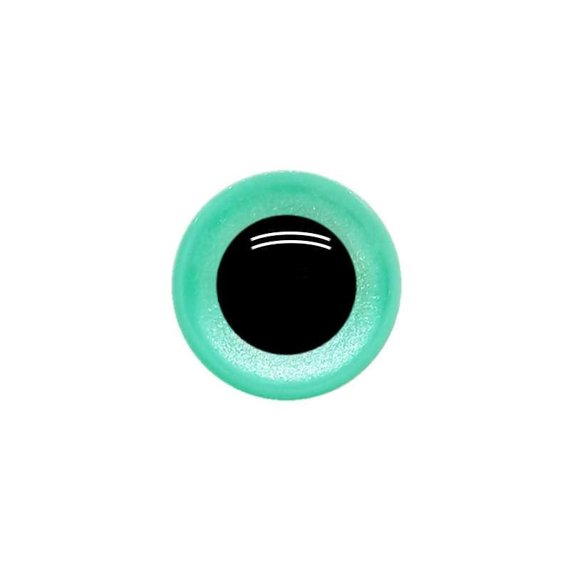 7.5 mm Animal eyes Amigurumi Soft toys eyes Plastic eyes safety eyes CLEAR 5 PAIRS