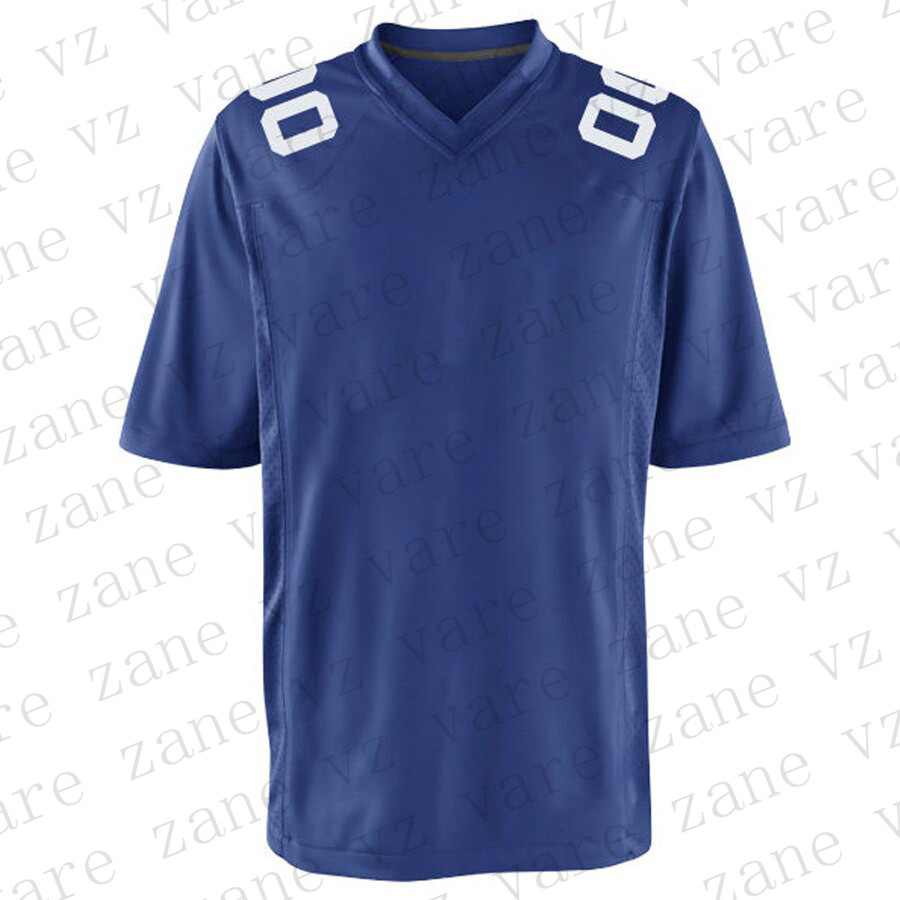 Customize New Mens Sports American Football Jerseys Saquon Barkley Daniel Jones Sterling Shepard Cheap York Jersey