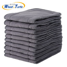 Подгузники для мам и детей, многоразовые моющиеся подгузники для ухода за ребенком, тканевые подгузники