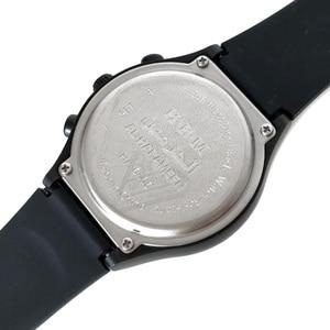 Image 2 - Muslim Azan Watch for Prayer with Qibla Compass Adhan Alarm Hijri Calendar Islamic Al Harameen Fajr Time Wristwatch Arabic Clock
