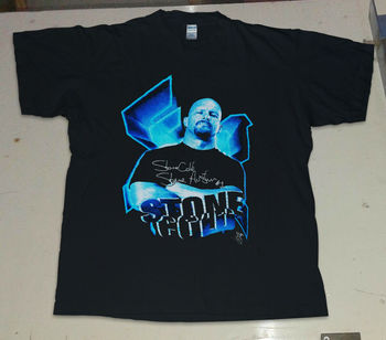 Rare Stone Cold Steve Austin T Shirt