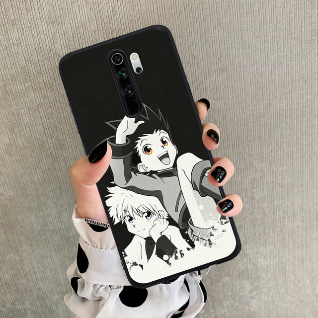 HUNTER X HUNTER XIAOMI PHONE CASE (10 VARIAN)
