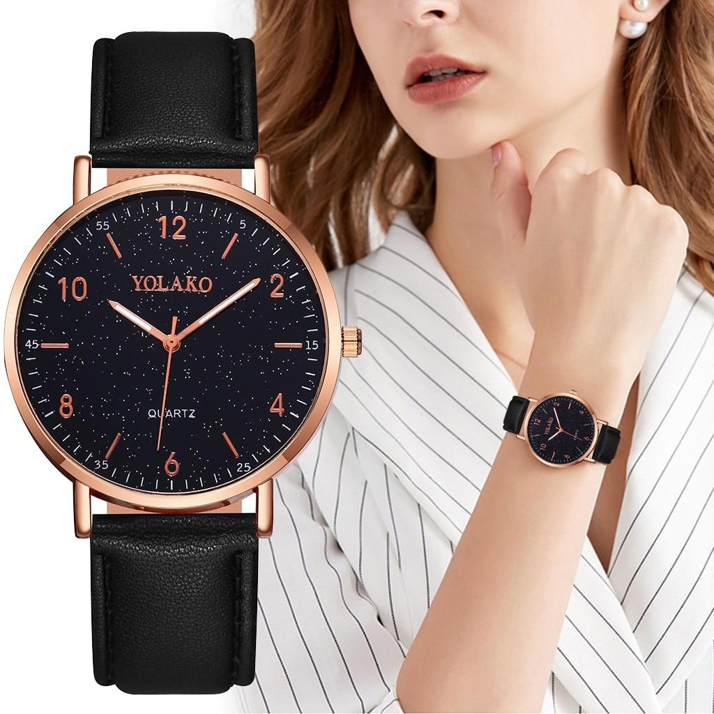 DUOBLA Women Watches Luxury Ladies Watch Fashion Quartz Wristwatches Brand Women Watch Geneva Watches Reloj Mujer