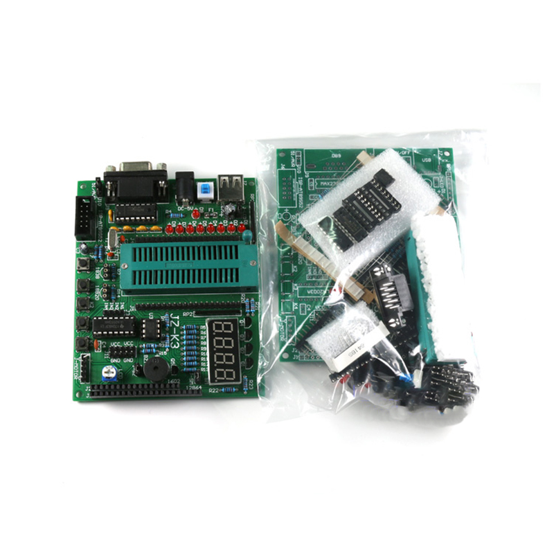 JZ-K3 Welding Practice 51 MCU Development Board Learning System Board Experiment Board Kit DIY Parts