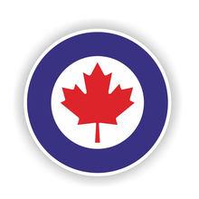 Креативные автомобильные стикеры Канада ККВС air force Защита