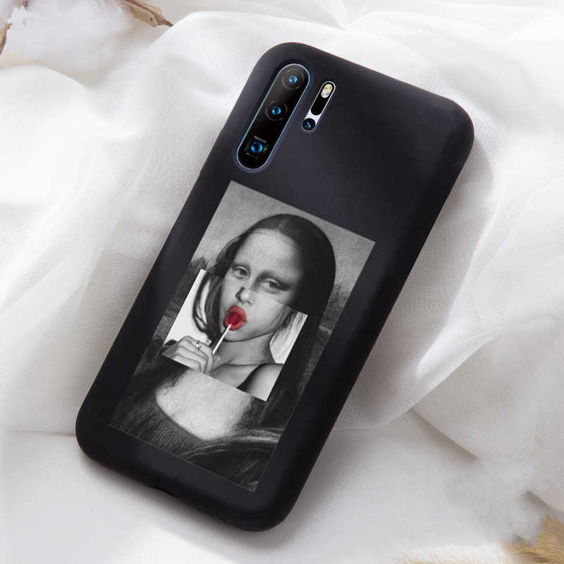 Чехол для телефона с принтом Love You s для huawei P20 Lite P20Pro P30 Honor 10 чехол для huawei Honor20 P30Lite матовый мягкий чехол хороший подарок
