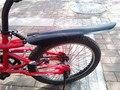 Mountain bike andorinha cauda splasher 26-Polegada telha de cimento liberação rápida fender equitação rain block board cor acessórios da bicicleta