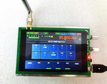 50Khz-200MHz Malachite DSP SDR Radio Malahit DSP SDR PROSCIUTTO Ricevitore + 3.5
