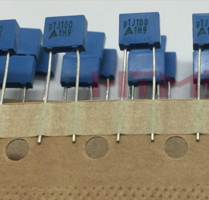 Новый корректирующий конденсатор U1J100 20 шт./лот 104/100 в