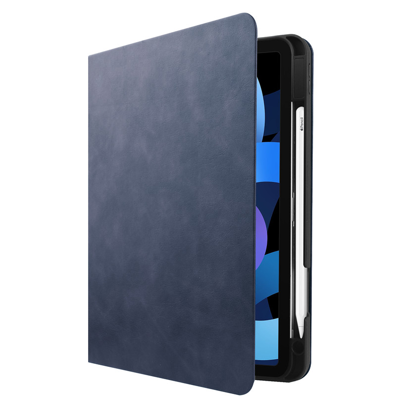 Fundas iPad Pencil-Holder for with Apple Fold-Stand A2072-Shell Air4-Cover Tablet-Case