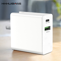 USB Charger Quick Charge QC4.0 3.0 Wall charger For iPhone 11 Samsung Huawei 30W PD Charger Type-c Fast Charging Travel Adapter