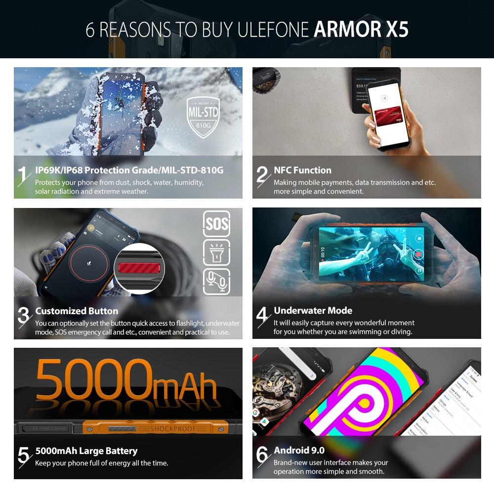 ARMRO X5 6个购买理由